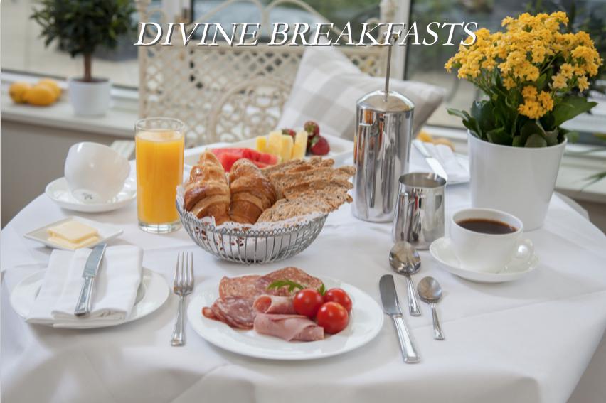 Divine Breakfasts